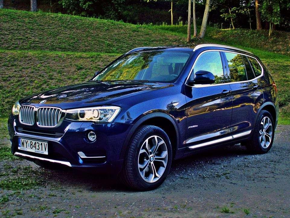 nowe bmw x3 2014 facelift test. Black Bedroom Furniture Sets. Home Design Ideas
