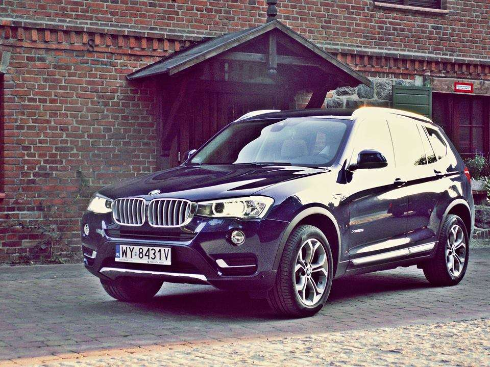 BMW X3 2014 Facelift
