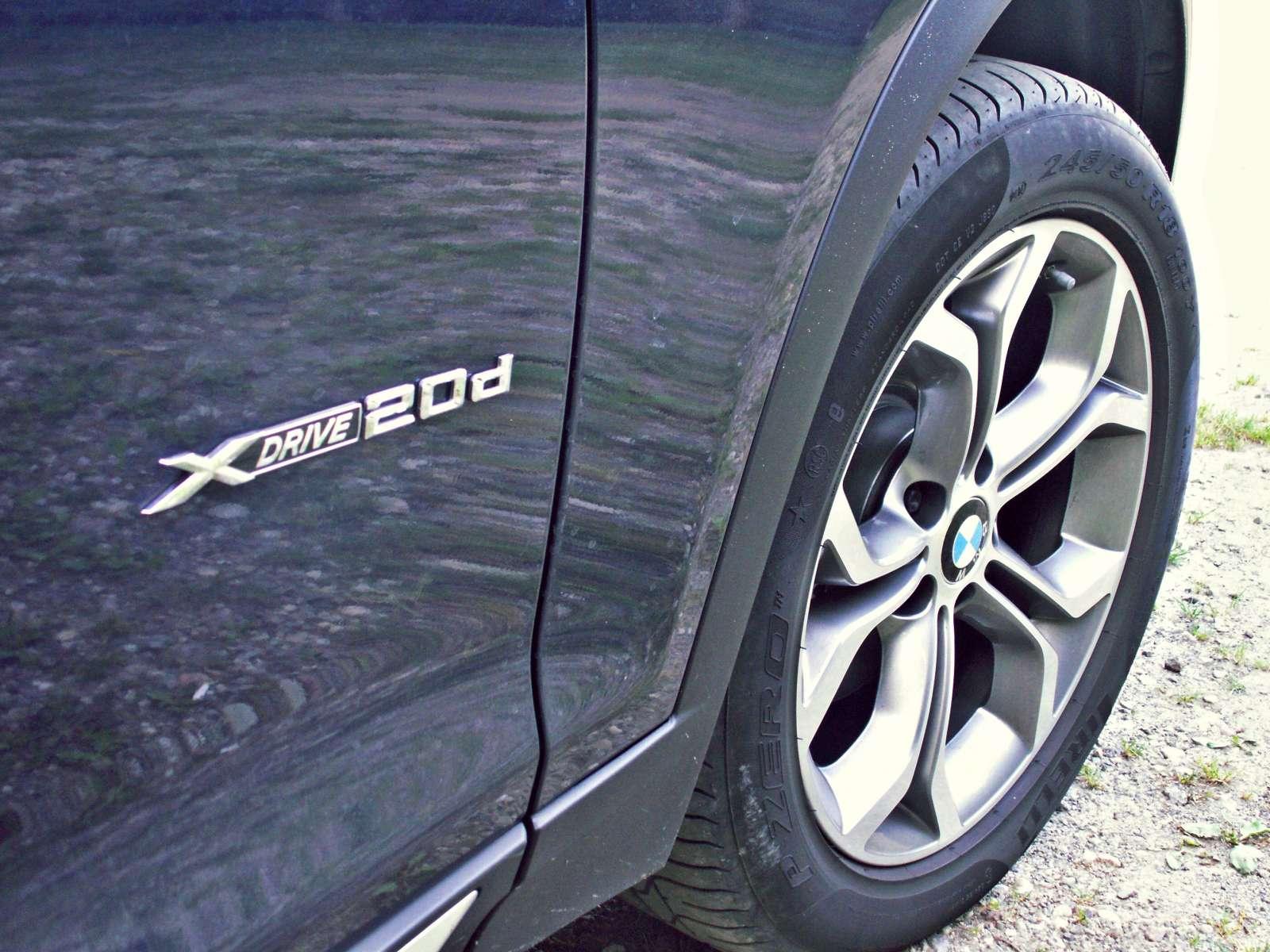 BMW X3 2014 Facelift