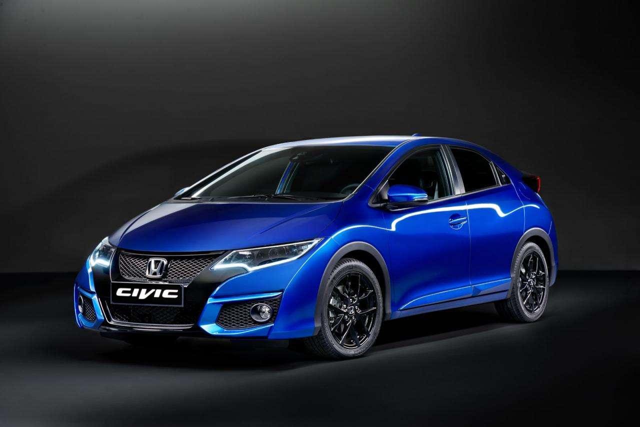 Honda Civic Facelift 2014