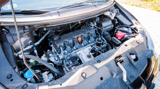 Honda Civic Tourer engine