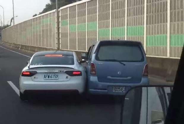 Audi A5 vs Suzuki Wagon R
