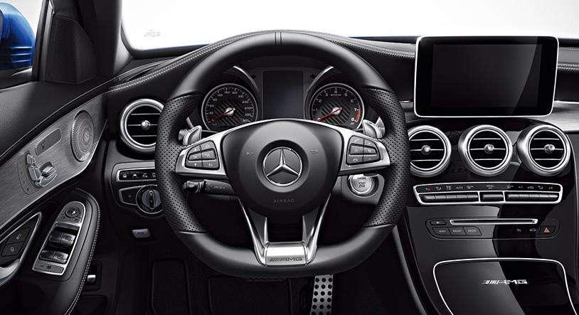 Mercedes C63 AMG 2015