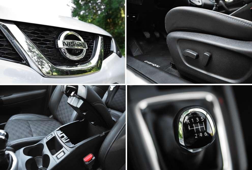 Nissan Qashqai 2014 1.6 4WD