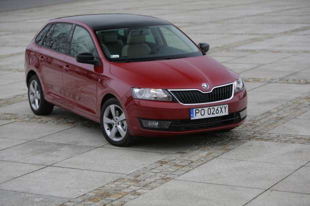 skoda rapid spaceback elegance 1 6 tdi test. Black Bedroom Furniture Sets. Home Design Ideas