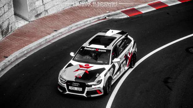 Audi RS6 Jon Olsson