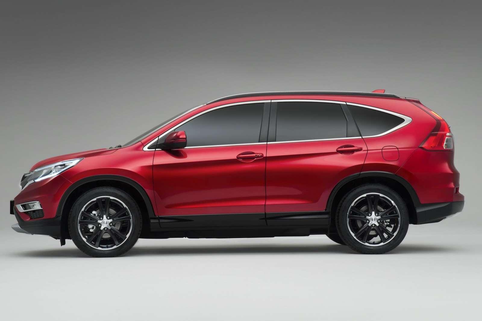 Honda CR-V 2015 Facelift
