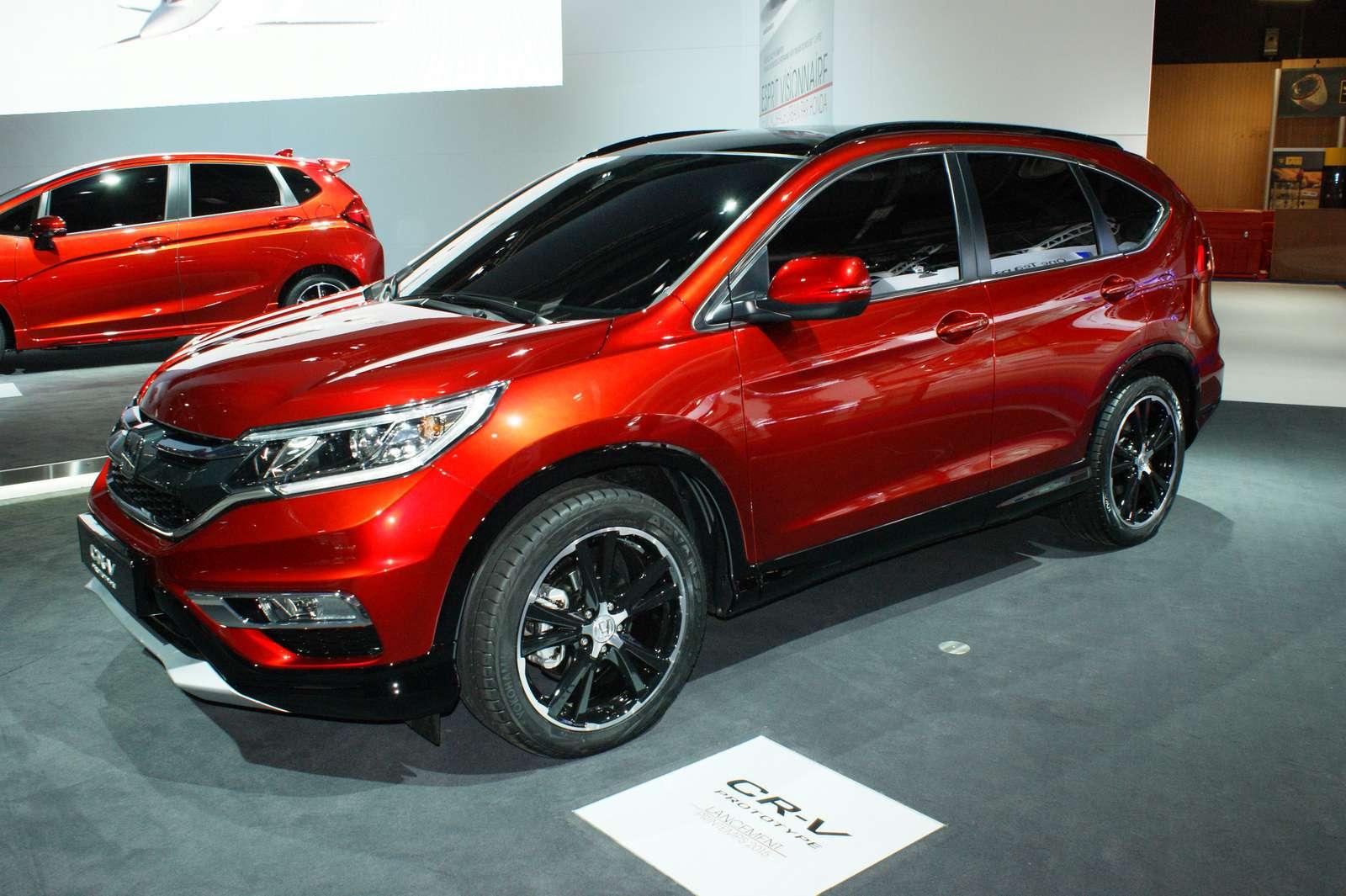 Honda CR-V-01
