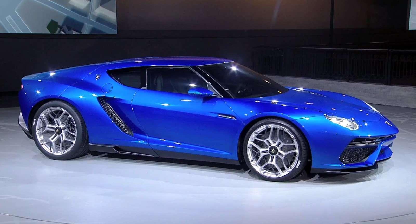 Lamborghini Asterion Paryż 2014