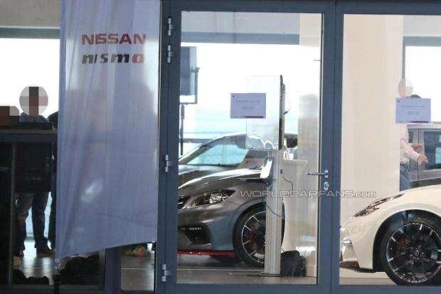 Nissan Pulsar Nismo 2015