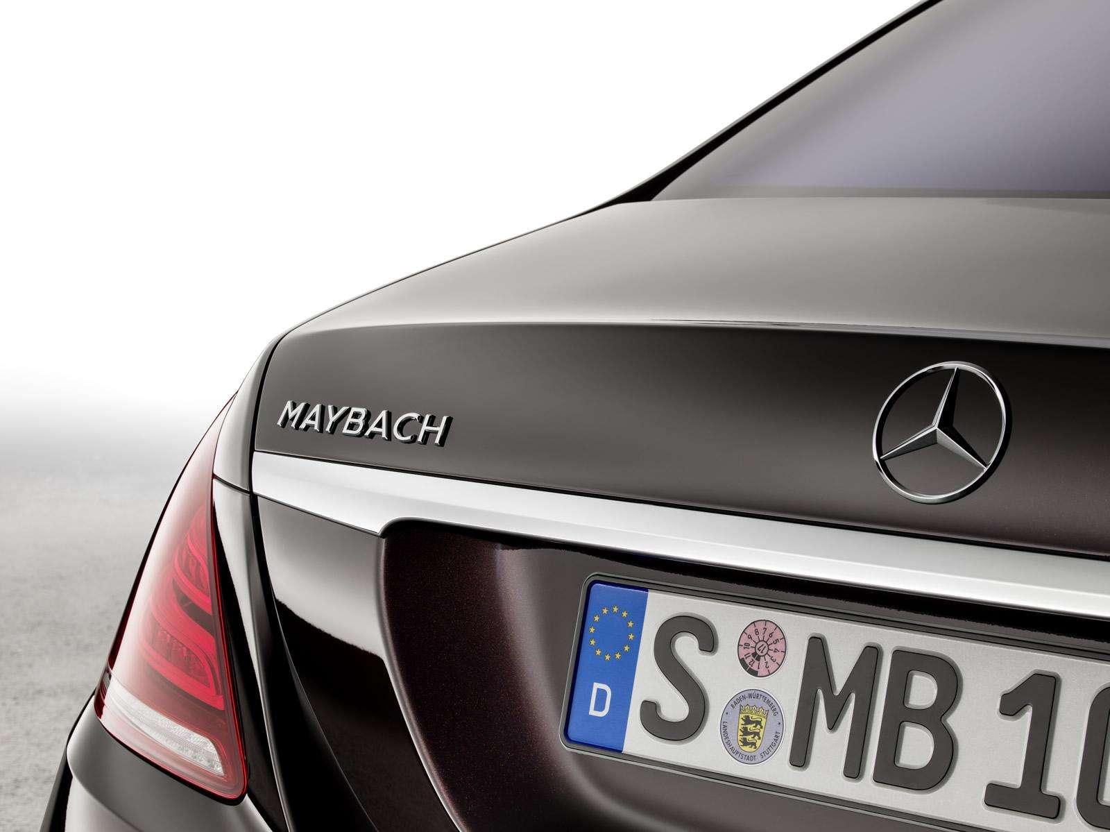 Maybach 2014