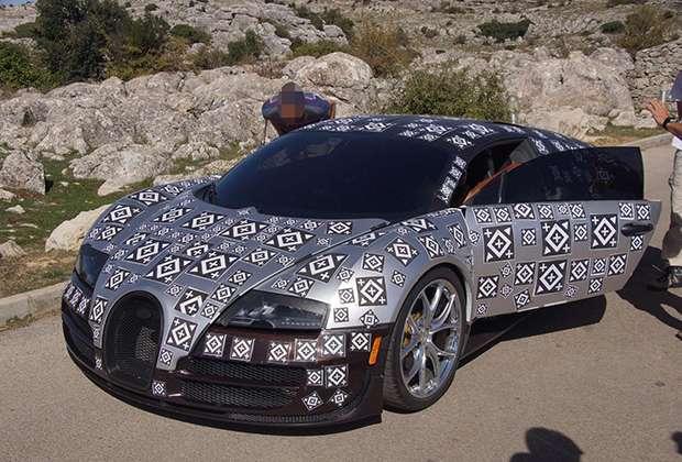 Bugatti Veyron Succesor