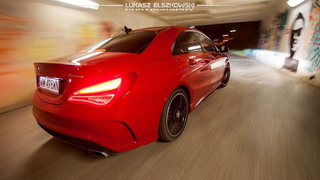 Mercedes CLA250 4Matic