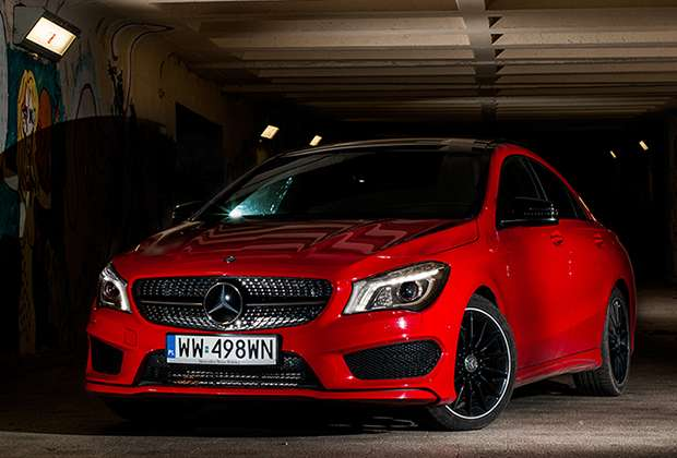 Mercedes CLA250 4Matic