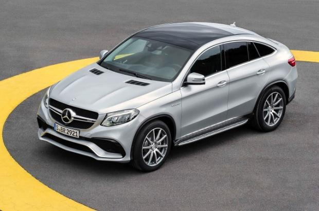 Mercedes-Benz GLE 63 AMG Coupe 4Matic