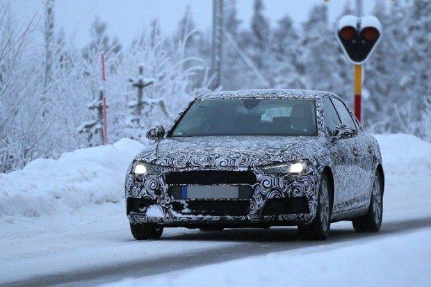 Audi A4 2016 Spy
