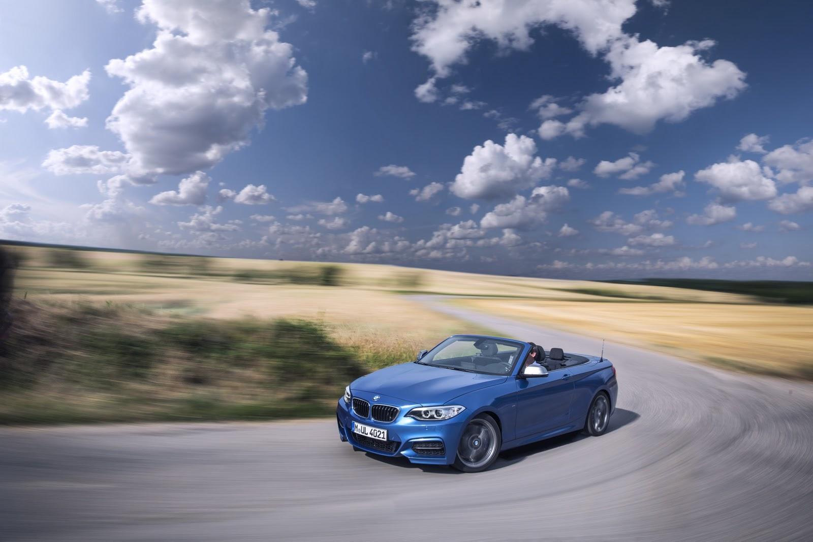 BMW Seria 2 Cabrio