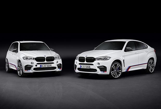 BMW X5M X6M M Parts