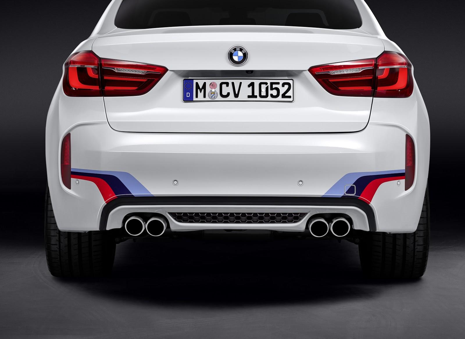 BMW X5M X6M M Performance