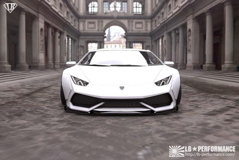 Lamborghini Huracan Liberty Walk