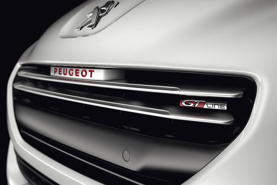 Peugeot RCZ GT-Line