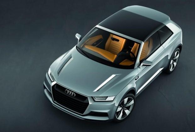 Audi koncept