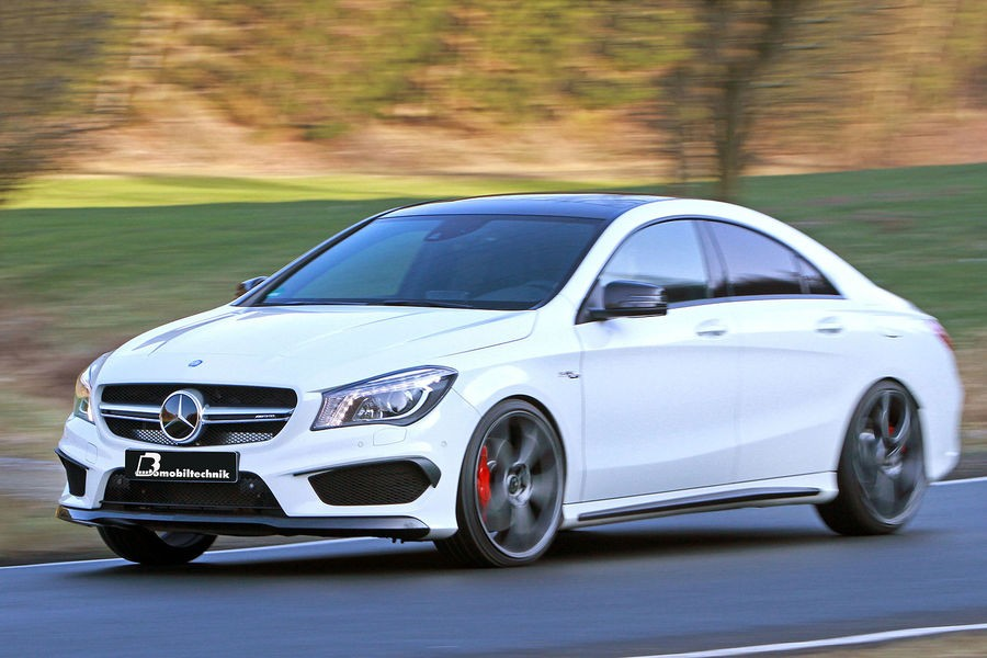 Mercedes CLA 45 AMG B&B