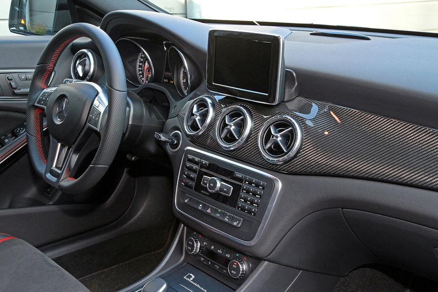 Mercedes CLA 45 AMG B&B