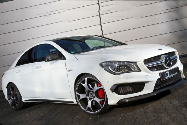 Mercedes CLA 45 AMG tuning BB