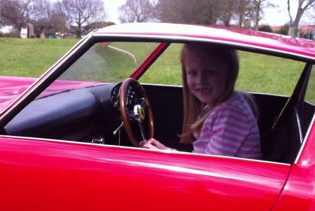 Children Ferrari 250 GTO