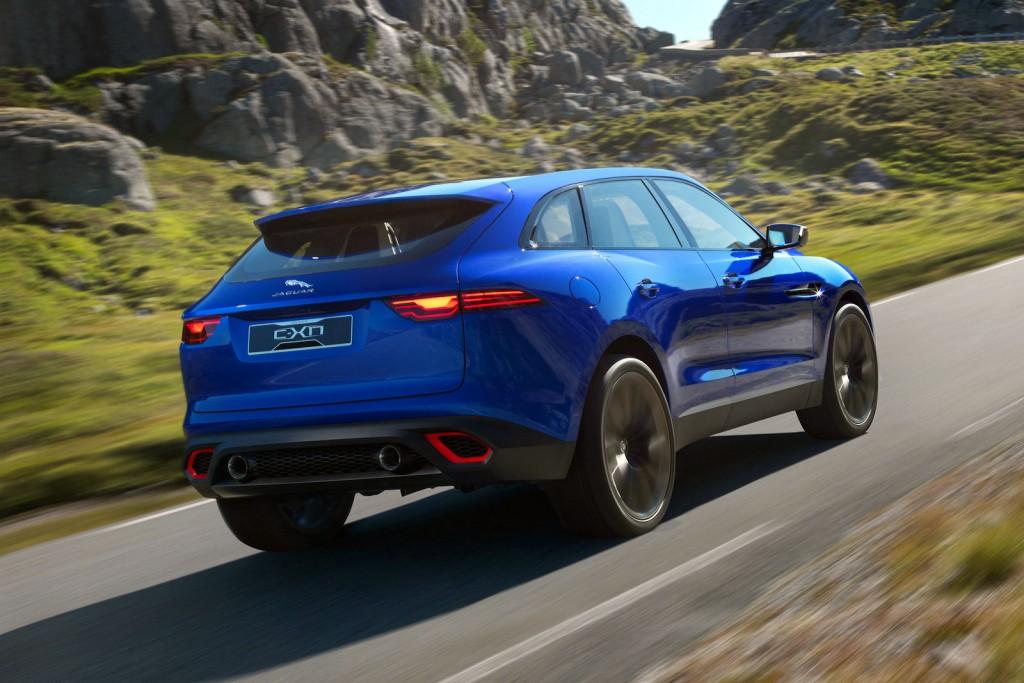 Jaguar CXD