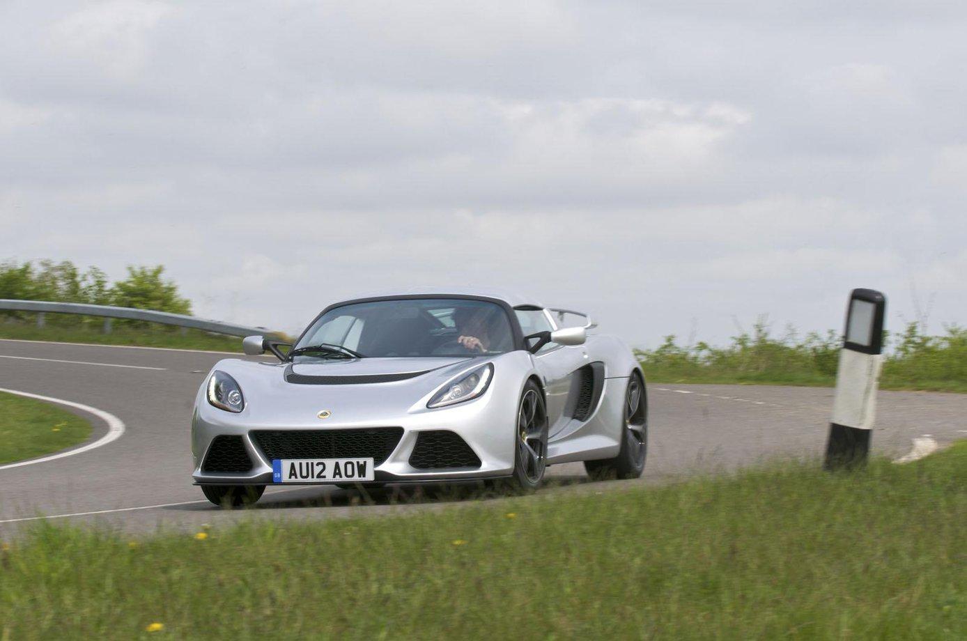 Lotus Exige S Automatic