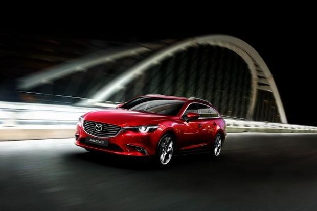 Mazda6 2015 Wagon