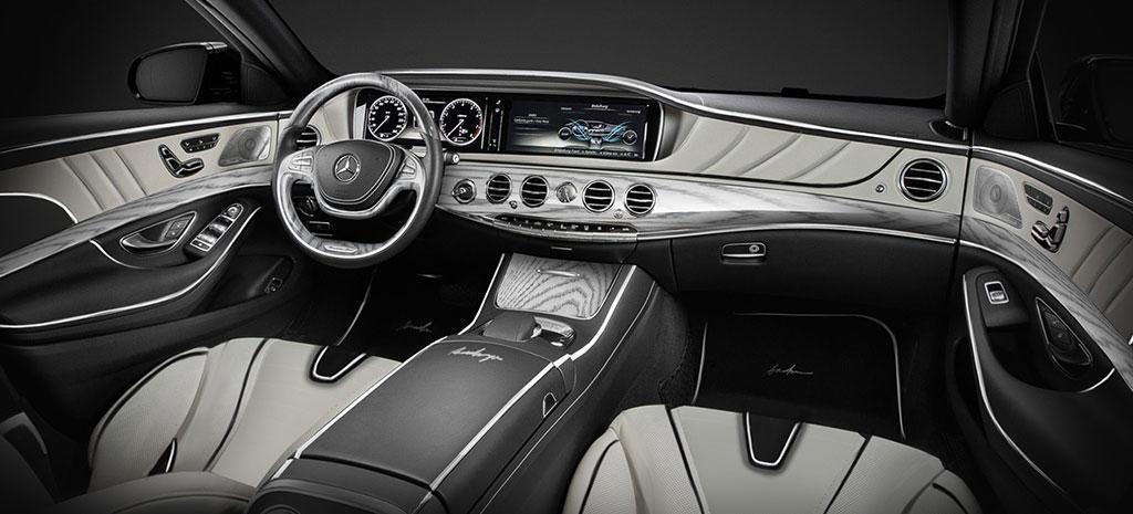 ARES Atelier Mercedes klasy S XXL