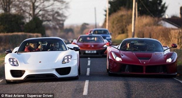 Paul Bailey cars