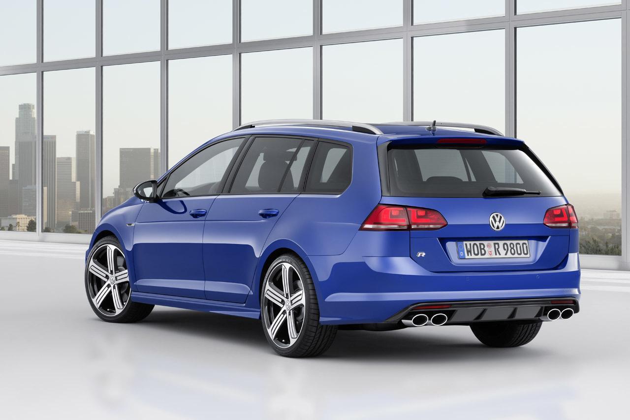 Volkswagen Golf VII R Variant