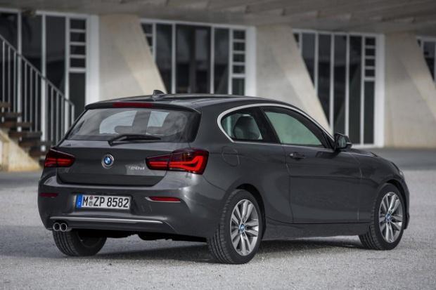 Nowe BMW serii 1 2015