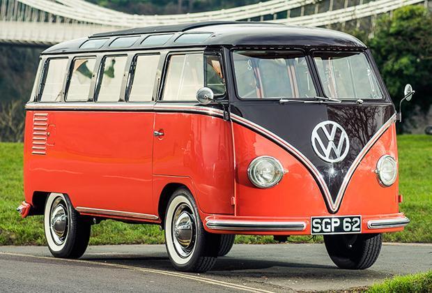 VW Type 2 Samba