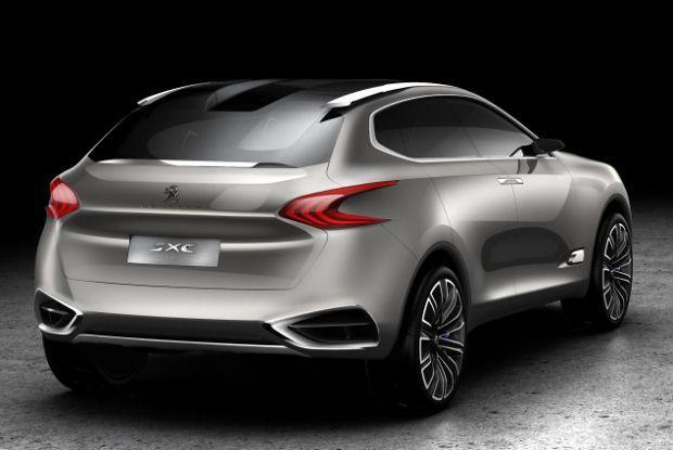 Peugeot SXC 2011