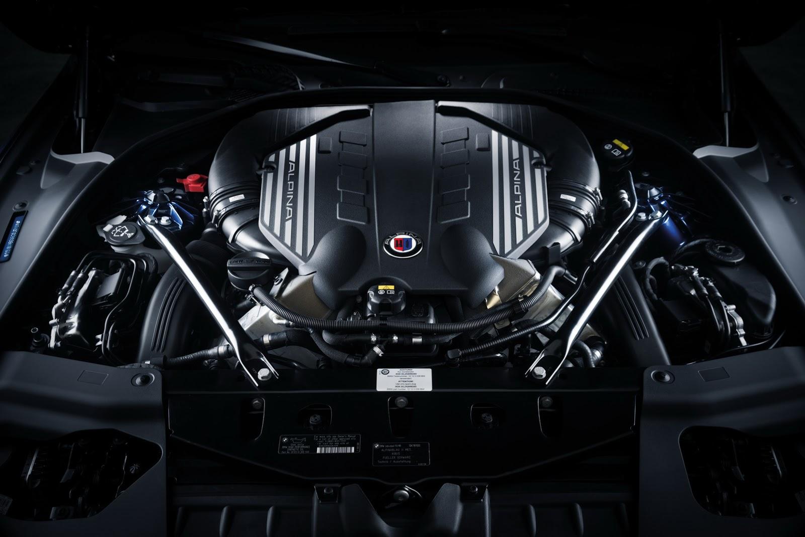 Alpina B6 Gran Coupe 2016