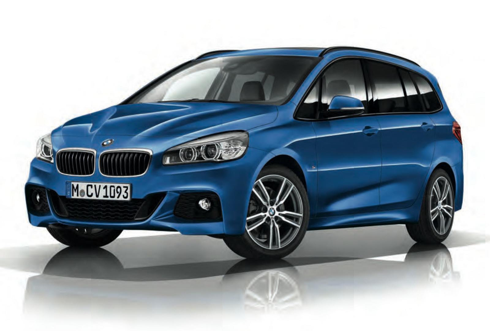 BMW 2 GT M Pakiet