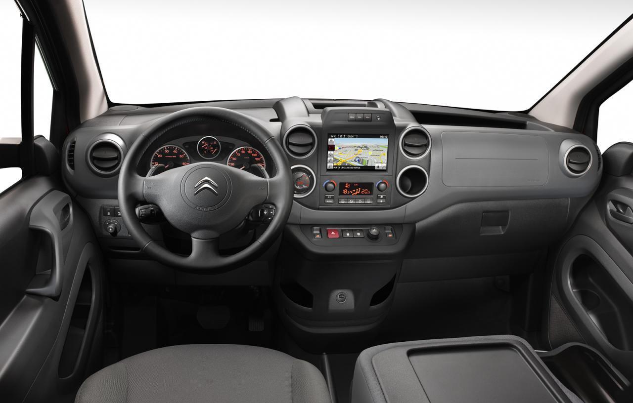 Citroen Berlingo 2015 Facelift