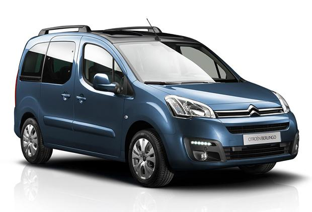 Citroen Berlingo 2015 Facelift