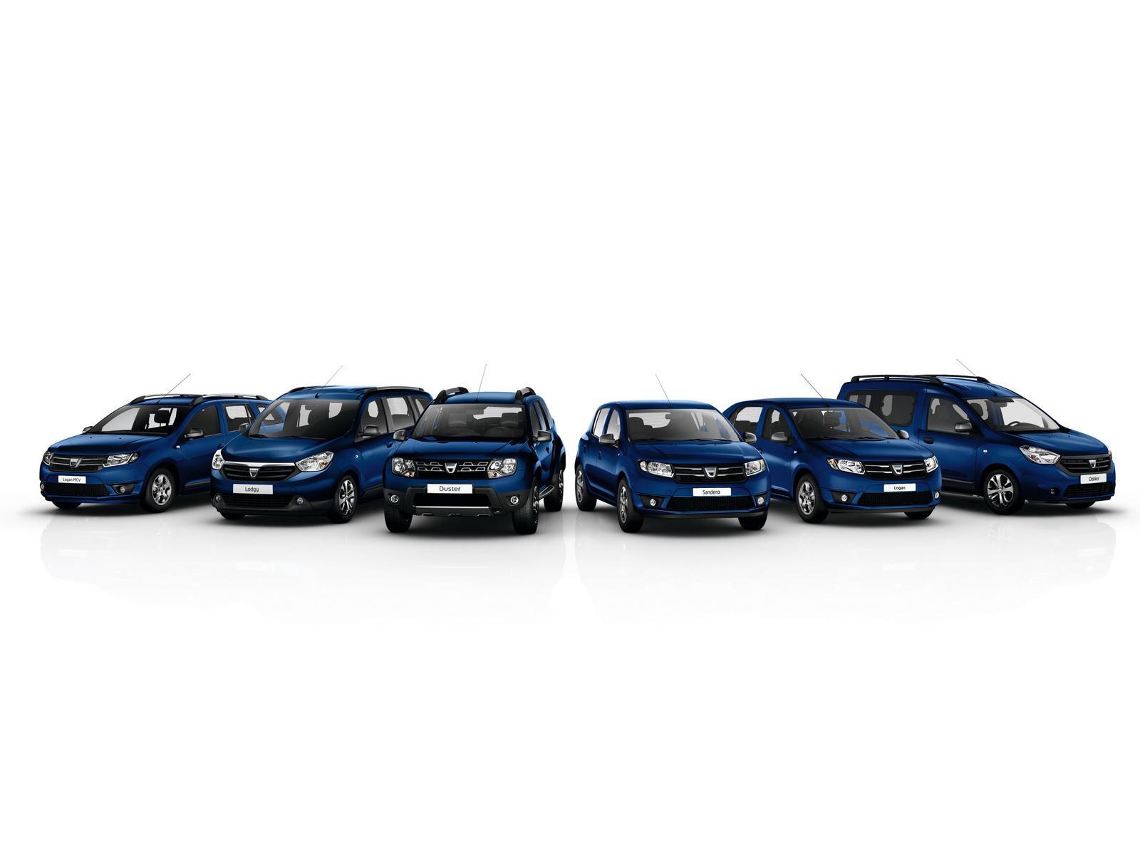 Dacia Anniversary Limited Edition