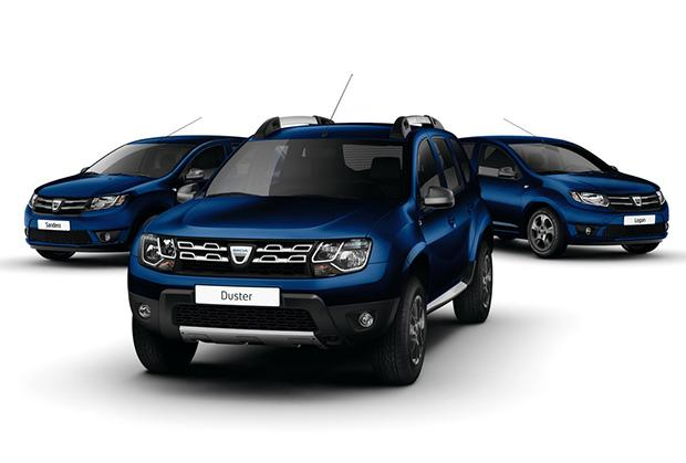 Dacia Anniversary limited edition
