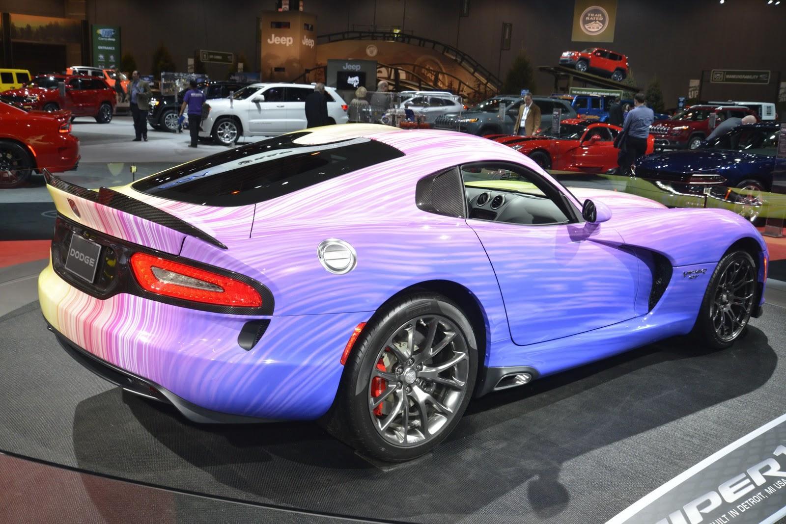 Dodge Viper 1 of 1