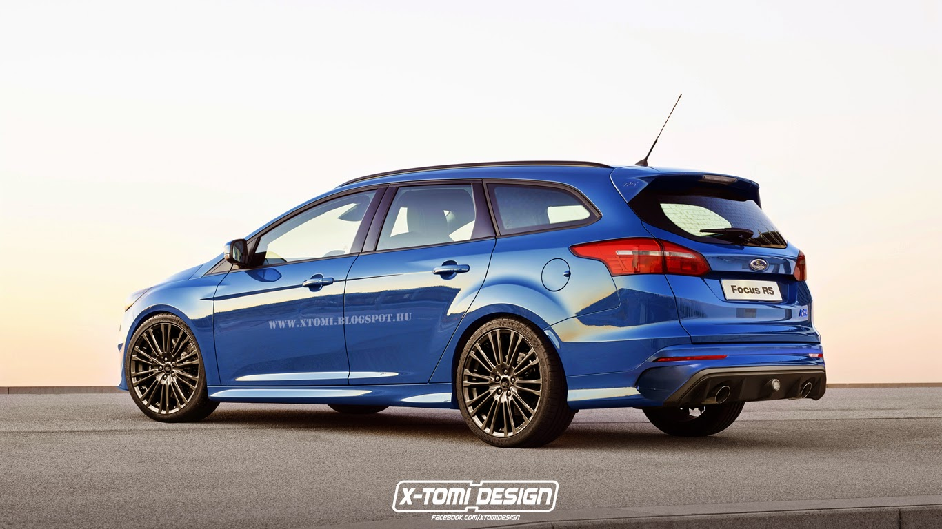 Ford Focus RS Kombi