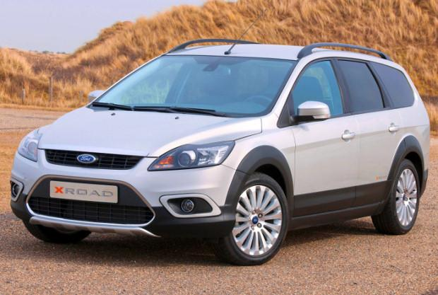 Ford Focus X Road Wagon 2009