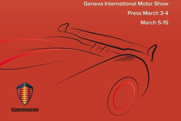Koenigsegg Agera RS teaser