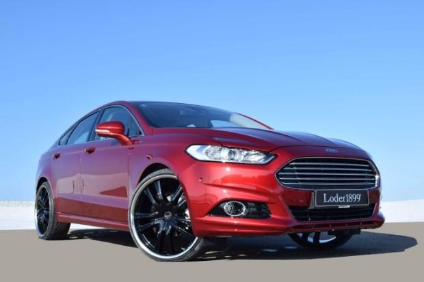 Ford Mondeo, Mondeo, Ford, tuning, Loder1899